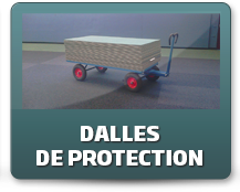 dalles de protection