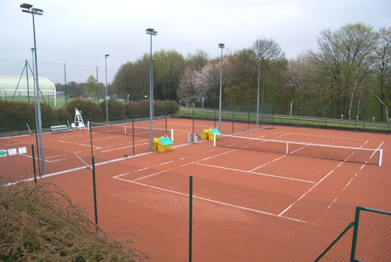 Photo de terrain de tennis à Maromme